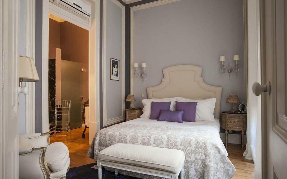 Casa amora lissabon portugal for Kleine boutique hotels