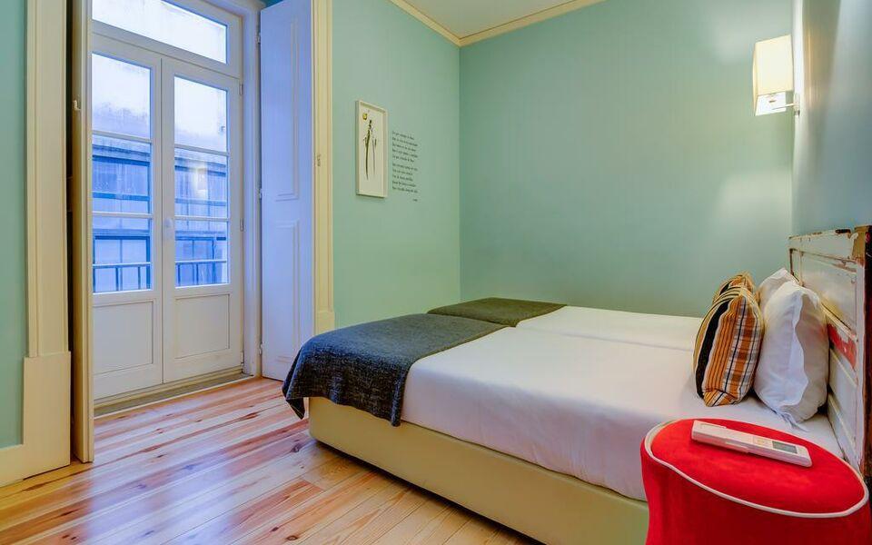 casas da baixa jules madeleine a design boutique hotel lisbon portugal. Black Bedroom Furniture Sets. Home Design Ideas