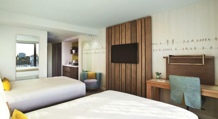 The epiphany palo alto tats unis my boutique hotel for Boutique hotel 7eme