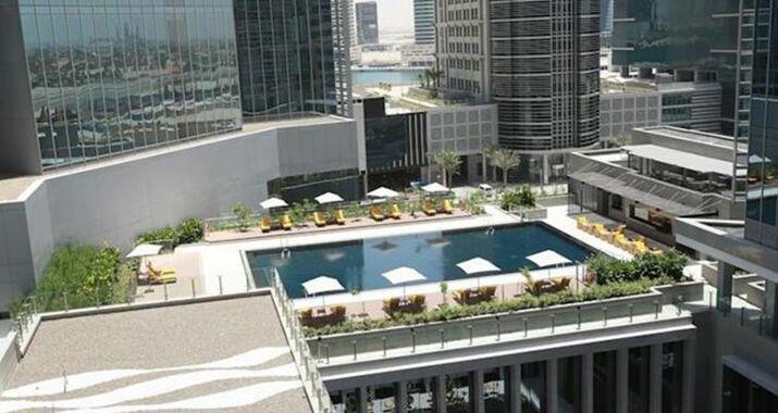 The oberoi dubai a design boutique hotel dubai united for Boutique design hotel dubai