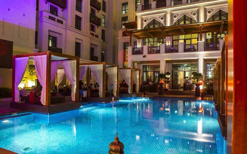 Vida downtown dubai dubai vereinigte arabische emirate for Trendy hotels dubai