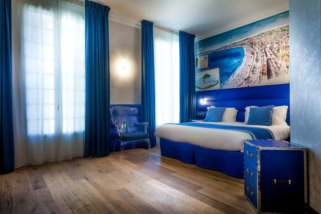 Nice excelsior centre ville nice france my boutique hotel for Boutique hotel nice