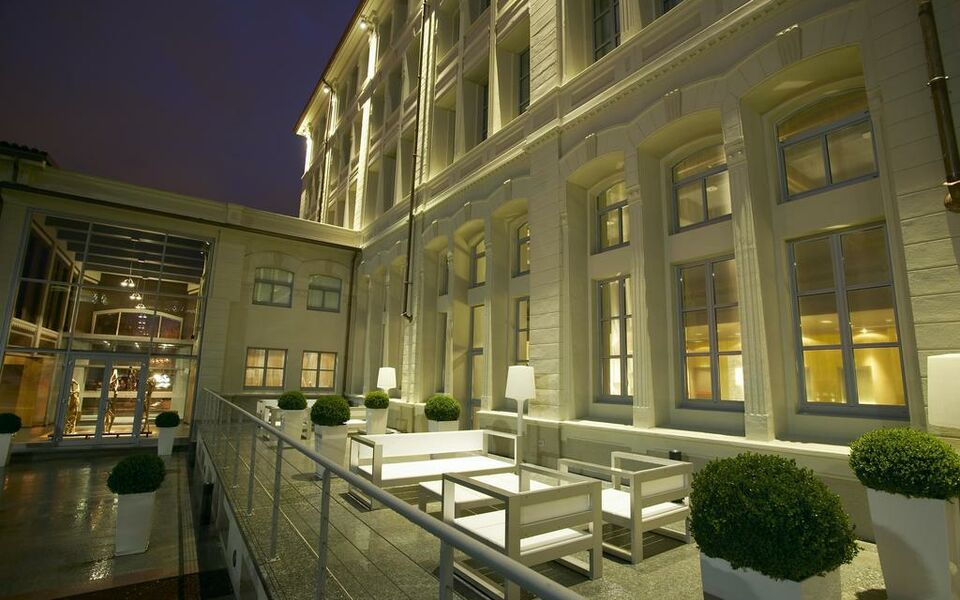 Turin luxury hotels 2018 world 39 s best hotels for Boutique hotel genova