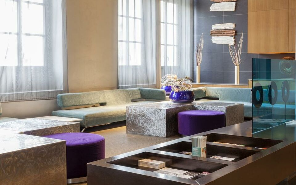 Ac hotel torino by marriott a marriott luxury lifestyle for Design boutique hotel torino