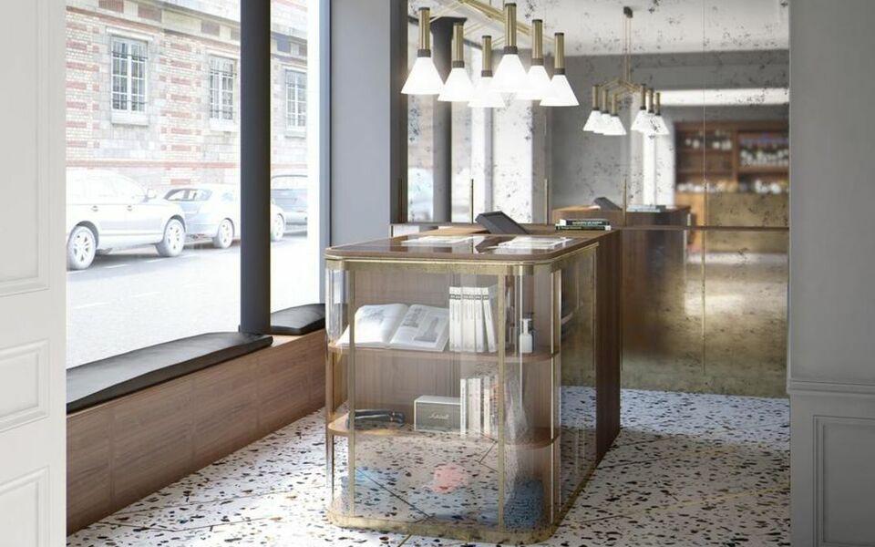 Coq hotel paris a design boutique hotel paris france for Boutique hotel paris 8e