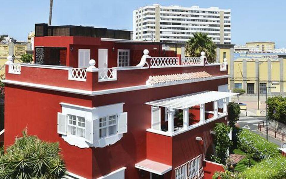 Hotel casa mozart a design boutique hotel las palmas de for Design hotel las palmas gran canaria