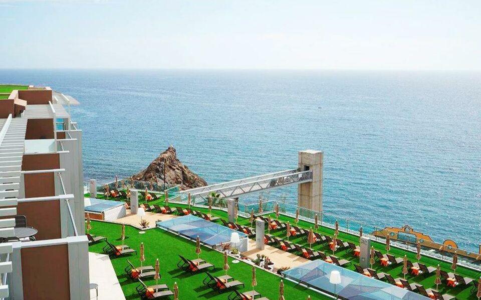 Hotel Riviera Playa Del Cura