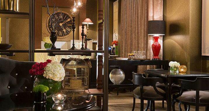 hotel gabriel paris paris france my boutique hotel. Black Bedroom Furniture Sets. Home Design Ideas